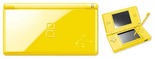 ポケモンセンターの「ポケモンセンターオリジナル ニンテンド−DS Lite ピカチュウエディション」 Pikachu Nintendo DS Lite